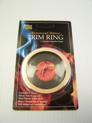 Blue Flame DFR.08 Decor Flange Trim Ring - Antique Copper at Sears.com